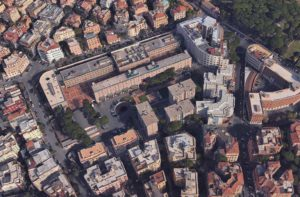 Caserma Pastrengo – Roma