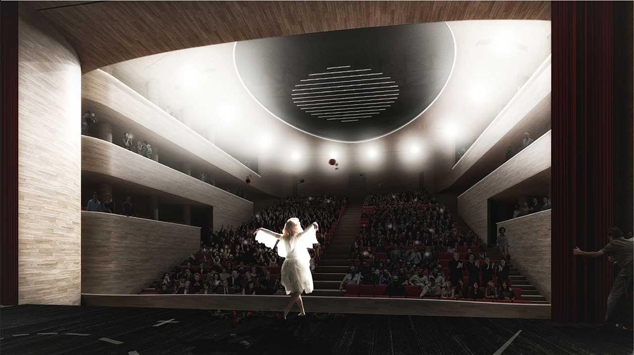 """Teatro Comunale """"Giuseppe Verdi"""" Terni"""