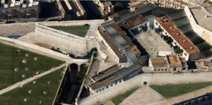Sistemazione Forte S.Elmo Malta